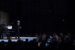 « De l'extase aux soupirs », concert des Lauréats HSBC de l'Académie du Festival d'Aix-en-Provence le 1er juillet 2017 à l'Hôtel Maynier d'Oppède. Avec Emmanuelle de Negri, soprano (lauréate HSBC de l'Académie 2008), Edwin Crossley-Mercer, Baryton, (Lauréat HSBC de l'Académie 2007), Edwige Herchneroder, piano , (Lauréat HSBC de l'Académie 2013). Mélodies d'Henri Duparc (1848-1923).